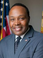 Picture of the Secretary of the Department of Technology and Information, James Collins