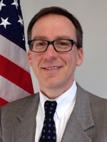 Picture of the Secretary of Finance, Rick Geisenberger