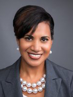 Picture of the Secretary of Health and Social Services, Dr. Kara Odom Walker